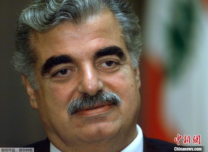 黎巴嫩前总理哈里里的儿子说,他已经接受了判决,并呼吁惩罚罪犯